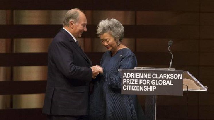 Adrienne Clarkson Prize for Global Citizenship