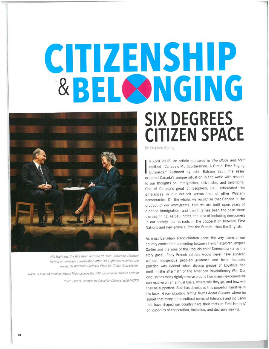 Collections_Citizenship and Belonging_6 Degrees Citizen Space article_Page_1